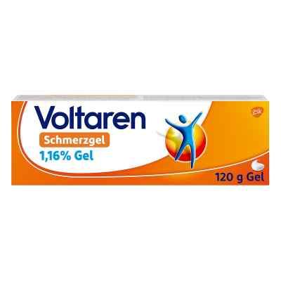 Voltaren Schmerzgel mit Diclofenac  bei apolux.de bestellen