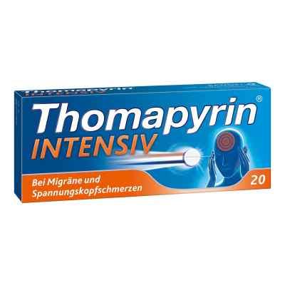 Thomapyrin INTENSIV bei Migräne & Kopfschmerzen  bei apolux.de bestellen