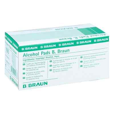 Alcohol Pads B.braun Tupfer  bei apolux.de bestellen