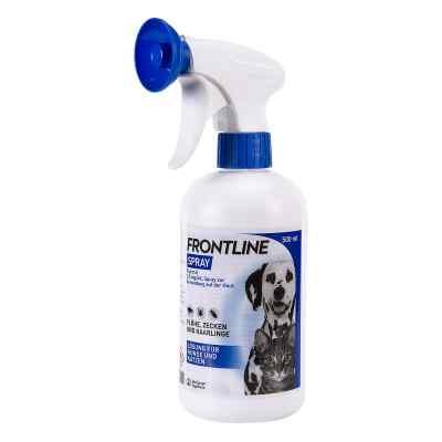Frontline veterinär Spray Hund und Katze  bei apolux.de bestellen