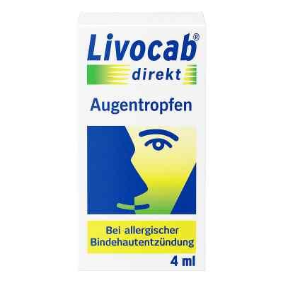 Livocab direkt Augentropfen  bei apolux.de bestellen