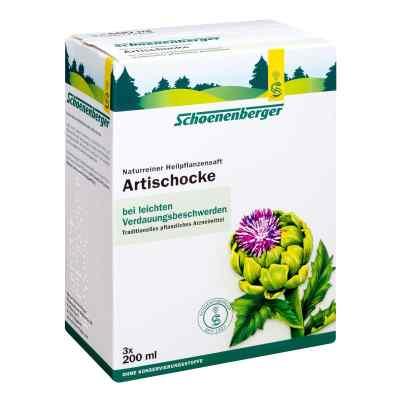 Artischockensaft Schoenenberger  bei apolux.de bestellen