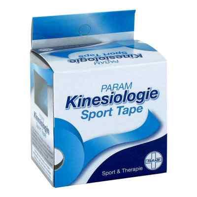 Kinesiologie Sport Tape 5 cmx5 m blau  bei apolux.de bestellen