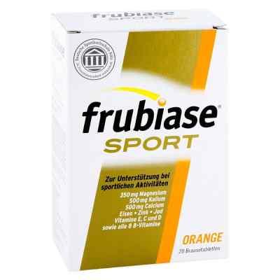 Frubiase Sport Brausetabletten Orange  bei apolux.de bestellen
