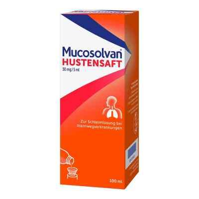 Mucosolvan Hustensaft 30mg/5ml Schleimlöser bei Husten  bei apolux.de bestellen