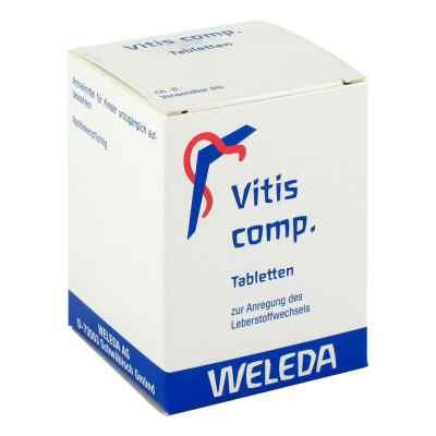 Vitis compositus Tabletten  bei apolux.de bestellen