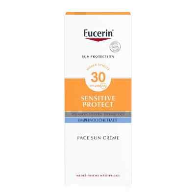 Eucerin Sun Sensitive Protect Face Creme LSF 30  bei apolux.de bestellen