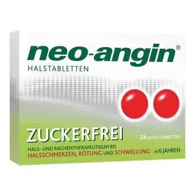 Neo-Angin Halstabletten zuckerfrei  bei apolux.de bestellen