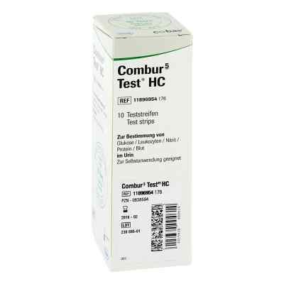 Combur 5 Test Hc Teststreifen  bei apolux.de bestellen