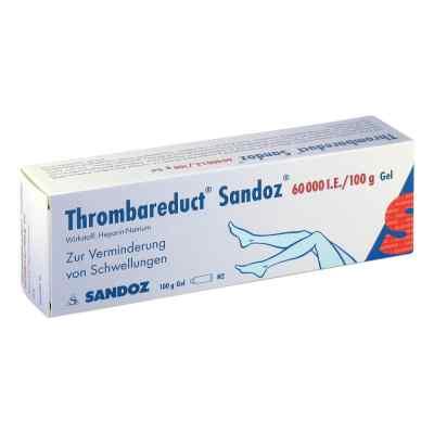 Thrombareduct Sandoz 60000 I.E./100g  bei apolux.de bestellen