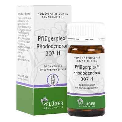 Pflügerplex Rhododendron 307 H Tabletten  bei apolux.de bestellen