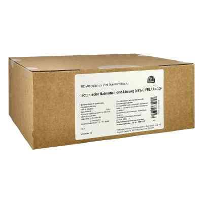 Isotonische Nacl Lösung 0,9% Eifelfango iniecto -lsg.  bei apolux.de bestellen