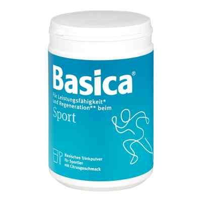 Basica Sport Pulver  bei apolux.de bestellen