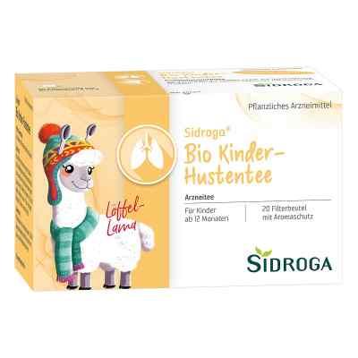 SIDROGA Bio Kinder-Hustentee  bei apolux.de bestellen