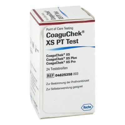 Coaguchek Xs Pt Test  bei apolux.de bestellen