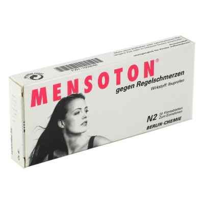 MENSOTON gegen Regelschmerzen  bei apolux.de bestellen