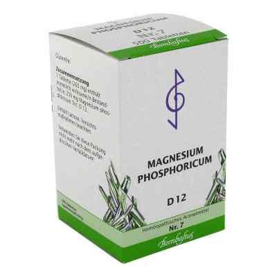 Biochemie 7 Magnesium phosphoricum D 12 Tabletten  bei apolux.de bestellen