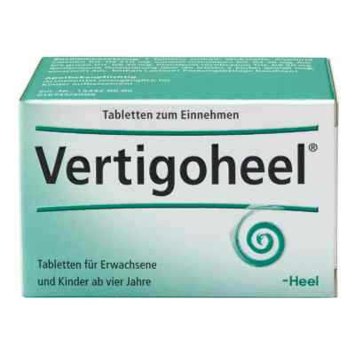 Vertigoheel Tabletten  bei apolux.de bestellen
