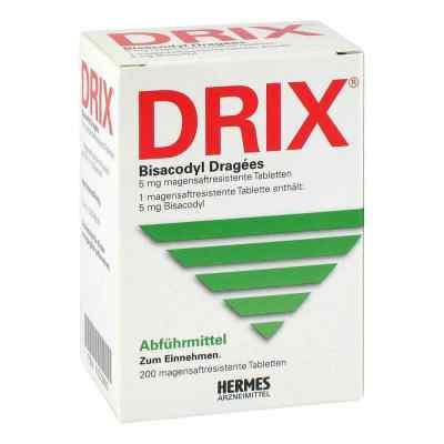 Drix Bisacodyl-Dragees  bei apolux.de bestellen