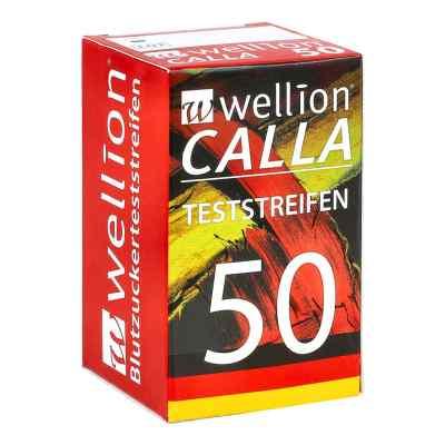 Wellion Calla Blutzuckerteststreifen  bei apolux.de bestellen