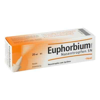 Euphorbium Compositum Nasentr.sn Nasendosierspray  bei apolux.de bestellen