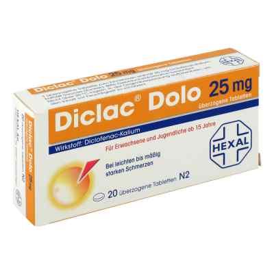 Diclac Dolo 25mg  bei apolux.de bestellen
