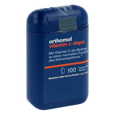 Orthomol Vitamin C Depo Tabletten  bei apolux.de bestellen