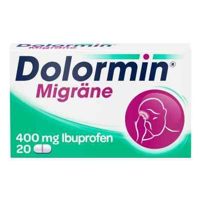 Dolormin Migräne bei Migränekopfschmerzen  bei apolux.de bestellen