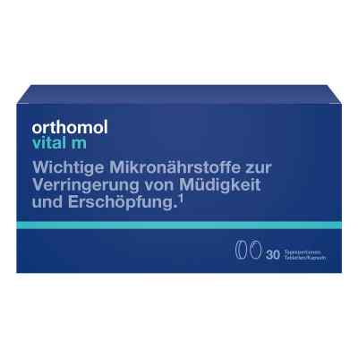 Orthomol Vital M 30 Tabletten /kaps.kombipackung  bei apolux.de bestellen