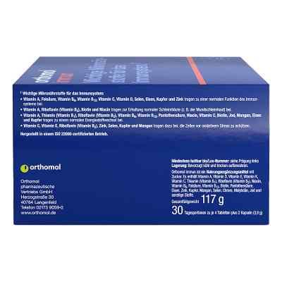 Orthomol Immun 30 Tabletten /kaps.kombipackung  bei apolux.de bestellen