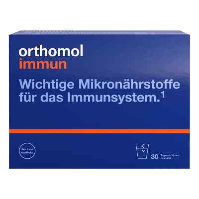Orthomol Immun Granulat Beutel  bei apolux.de bestellen