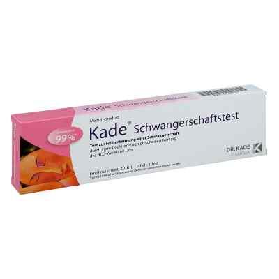 Kade Schwangerschaftstest  bei apolux.de bestellen