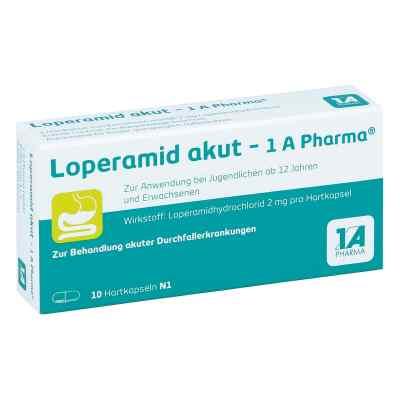 Loperamid akut-1A Pharma  bei apolux.de bestellen