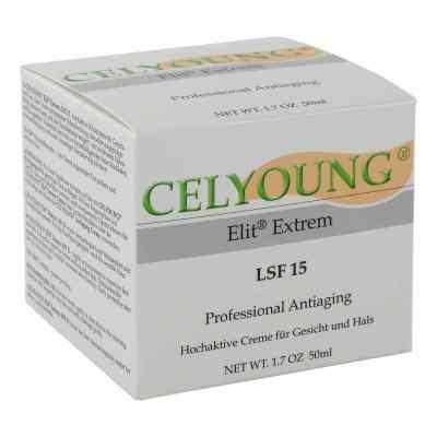 Celyoung Elit Extrem Creme Lsf 15  bei apolux.de bestellen