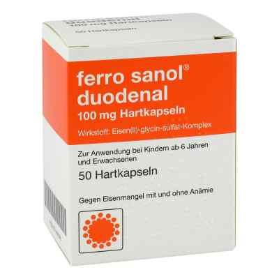 Ferro sanol duodenal 100mg  bei apolux.de bestellen