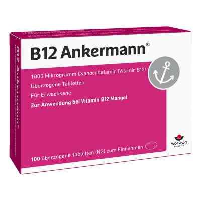 B12 Ankermann überzogene Tabletten  bei apolux.de bestellen