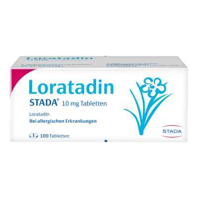 Loratadin STADA 10mg  bei apolux.de bestellen