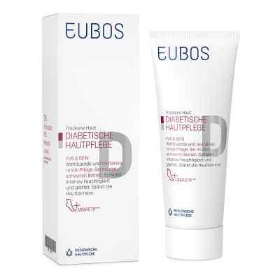 Eubos Diabetes Haut Fuss Creme  bei apolux.de bestellen