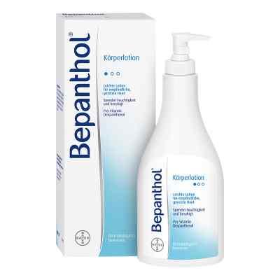 Bepanthol Körperlotion Spenderflasche  bei apolux.de bestellen
