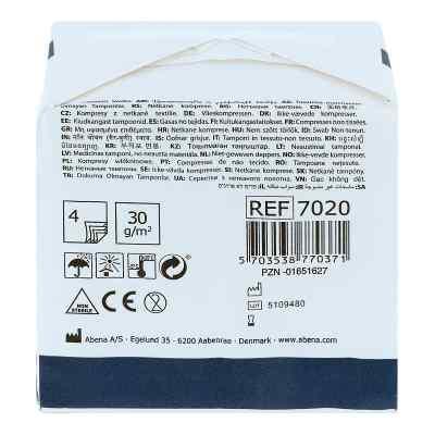 Vlieskompressen unsteril 10x10 cm 4lagig  bei apolux.de bestellen