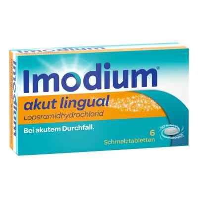 Imodium akut lingual  bei apolux.de bestellen