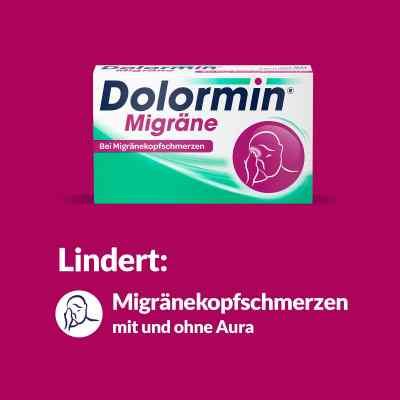 Dolormin Migräne bei Migräneattacken  bei apolux.de bestellen