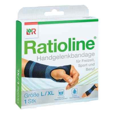 Ratioline active Handgelenkbandage Größe l/xl  bei apolux.de bestellen