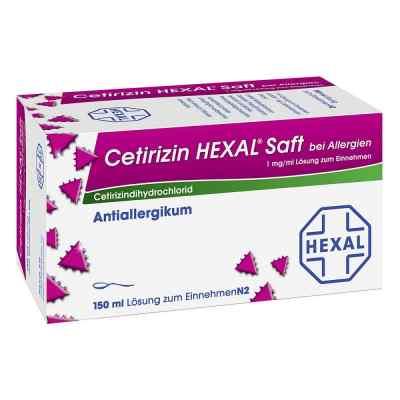 Cetirizin HEXAL bei Allergien 1mg/ml  bei apolux.de bestellen