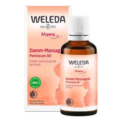 Weleda Damm Massageöl  bei apolux.de bestellen