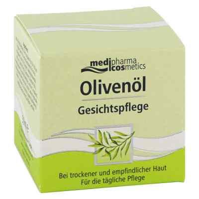 Olivenöl Gesichtspflege Creme  bei apolux.de bestellen