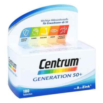 Centrum Gen.50+ A-zink+floraglo Lutein Caplette  bei apolux.de bestellen
