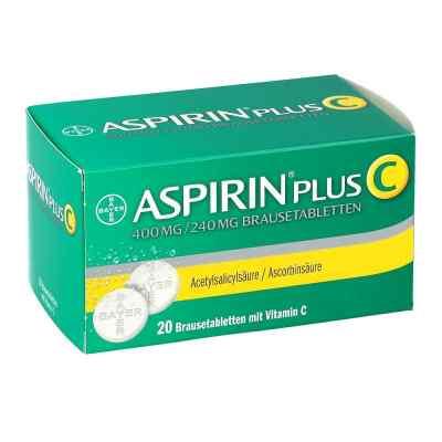 Aspirin plus C Brausetabletten  bei apolux.de bestellen