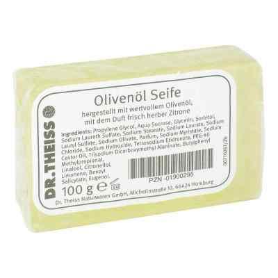 Dr.theiss Olivenöl-seife  bei apolux.de bestellen