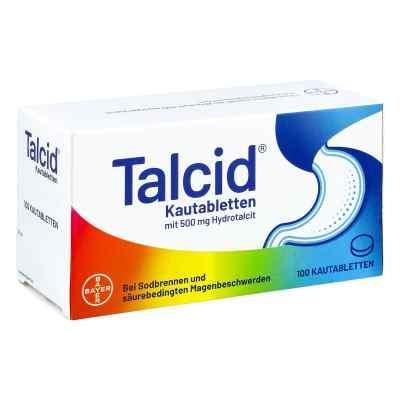 Talcid bei Sodbrennen  bei apolux.de bestellen